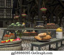 Trestle - Medieval Marketplace