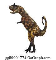 Horned-Lizard - Carnotaurus 01