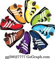 Shoes - Rainbow Wheel Shoes