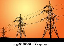 Power-Transmission-Line - High Voltage Electric Line