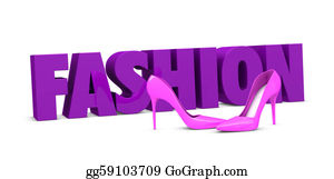 High-Heel-Shoes - Fashion Concept