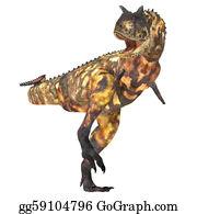 Horned-Lizard - Carnotaurus