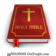 Prayer-Symbol - Holy Bible