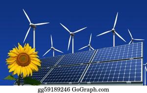 Solar-Panel - Solar Panels And Wind Turbines