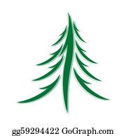 Fir-Tree - Symbol Of Fir-Tree