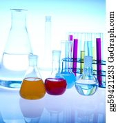 Chemical-Laboratory - Colorful Laboratory