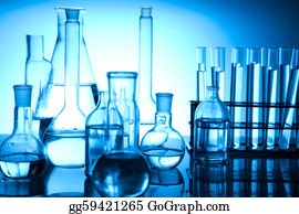 Chemical-Laboratory - Equipment Of A Research Laboratory