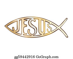 Prayer-Symbol - Fish