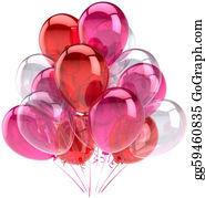 Retirement-Party - Romantic Party Balloons Decoration