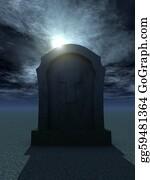 Headstone - Cemetary