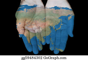 Map-Of-India - Asia In Our Hands