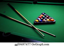 Cue-Ball -  Billiard Balls, Pool