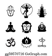 Meditative - Icon-Buddha