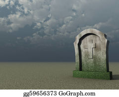 Headstone - Graveyard