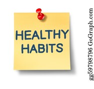 Tack - Healthy Habits Office Notes