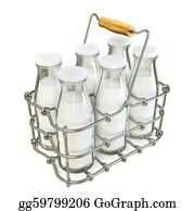 Basket - Milk