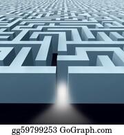 Challenges - Endless Labyrinth Maze
