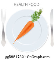 Dinner-Icons - Healthy Food Icon. Vector Illustration