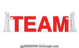 Congregation - Business Men Red Team Word