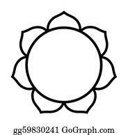 Buddhist - Buddhist Lotus Flower
