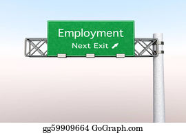 Employment - Highway Sign - Employment