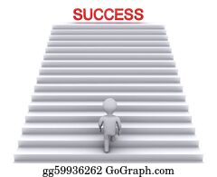 Climbing - Climbing Stairs To Success