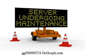 Roadworks - Server Undergoing Maintenance
