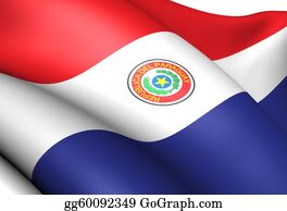 Wind - Flag Of Paraguay