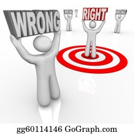 Bullseye - Right Vs Wrong Person Choose Best In Crowd Of People