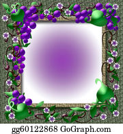 Vine - Grape Vine Frame