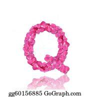 Pink-Rose - Alphabet