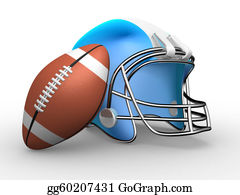 Football-Abstract - American Football