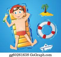 Pool-Party - Water Fun - Boy