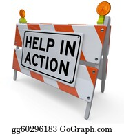Fundraiser - Help In Action Barricade Barrier Improvement Project