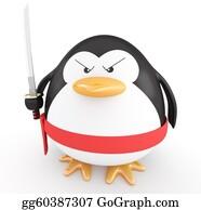 Fat - Ninja Penguin