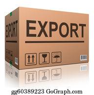 International-Trade - Export Cardboard Box