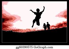 Sad-Child - Jumping Child