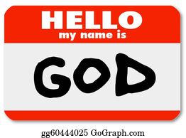 Basement - God Nametag Introduction Welcome To Religious Faith