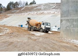 Concrete-Pump-Truck - Truck Operator Pouring Cement