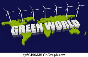 Recycle-Technology - Renewable Energy Concept