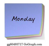 Weekday - Monday