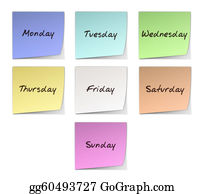 Weekday - Weekdays