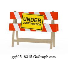 Trestle - Under Construction Barrier