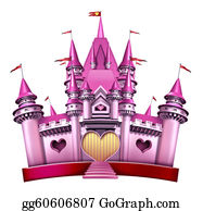 Little-Girls - Pink Princess Castle