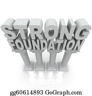 Marble - Strong Foundation Words On Granite Marble Columns