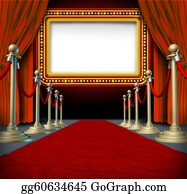 Announcement - Movie Marquee Sign