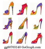 Shoes - Fashion Shoes Pattern