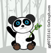 Panda - Cartoon Panda