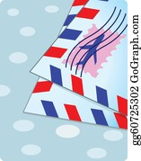 Air-Mail-Stamp - Air Mail