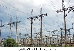 Power-Transmission-Line - Electricity Line In Chernobyl
